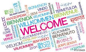 Hello, Welcome, Velkommen, Bienvenue, G'day…