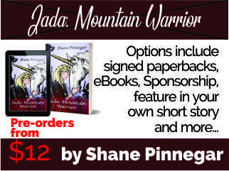 Pre-sale for JADA: MOUNTAIN WARRIOR, stretch goals and more!