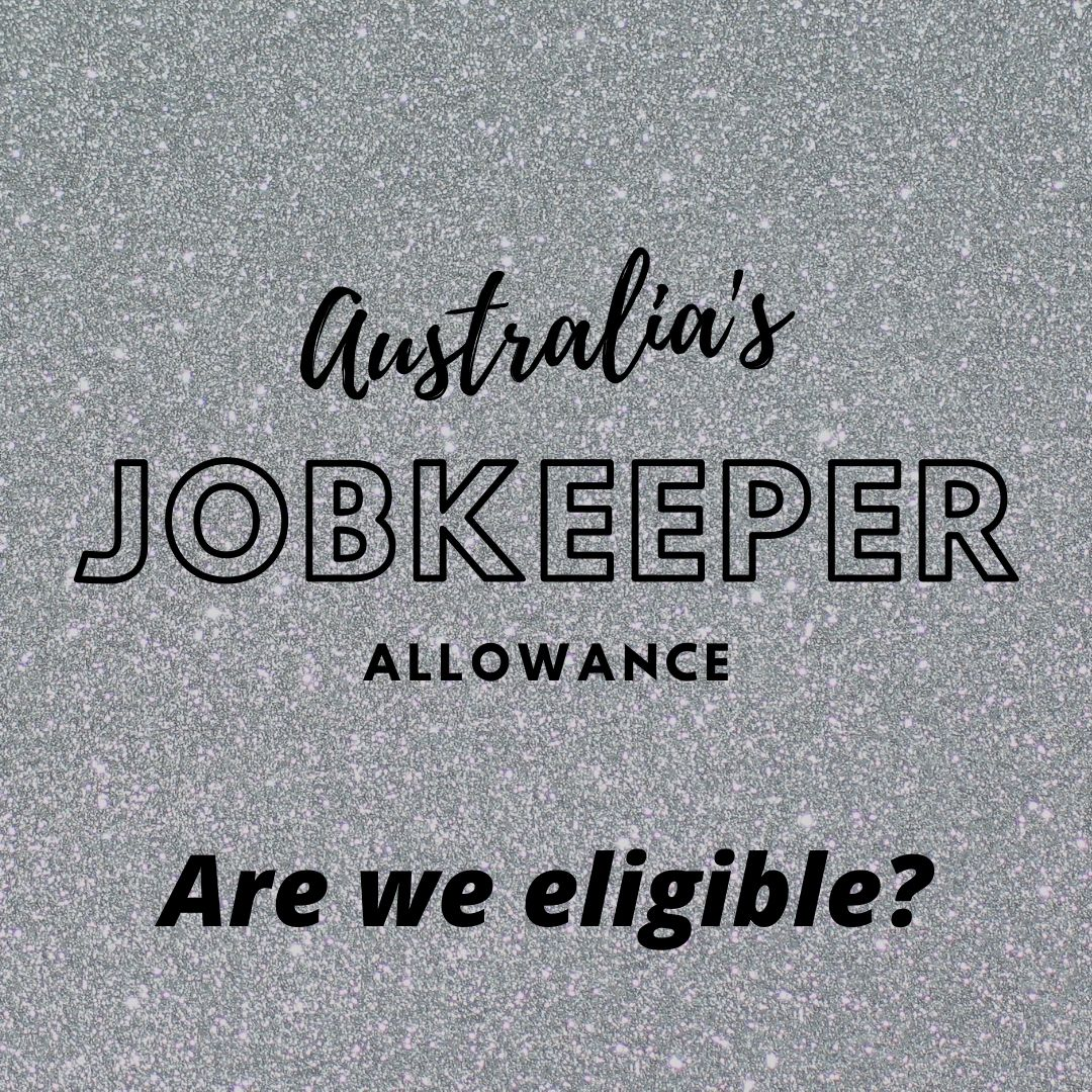 THE NEW JOBKEEPER PAYMENT – WILL WE BE ELIGIBLE?